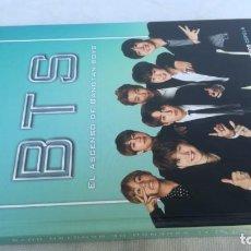 Libros de segunda mano: BTS/ EL ASCENSO DE BANGTAN BOYS/ CUPULA. Lote 153303818