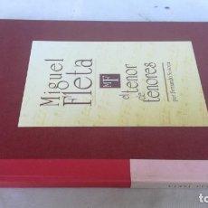 Second hand books - MIGUEL FLETA EL TENOR DE TENORES/ FERNANDO SOLSONA/ HERALDO DE ARAGON - 153304162