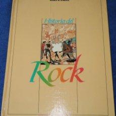 Libros de segunda mano: HISTORIA DEL ROCK - EL PAIS (1987). Lote 153898438