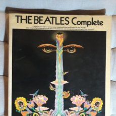Libros de segunda mano: THE BEATLES COMPLETE- PIANO VOCAL / EASY ORGAN. Lote 155529902