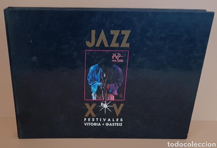 JAZZ XV VITORIA GASTEIZ FESTIVALES - ARM10 (Libros de Segunda Mano - Bellas artes, ocio y coleccionismo - Música)