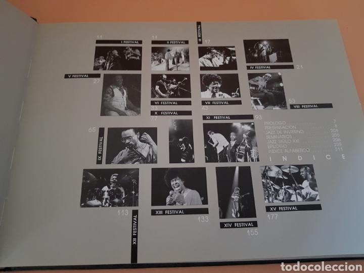 Libros de segunda mano: JAZZ XV VITORIA GASTEIZ FESTIVALES - arm10 - Foto 3 - 156361250