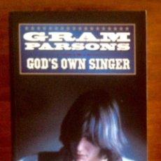Libros de segunda mano: GOD'S OWN SINGER - GRAM PARSONS. Lote 156725594
