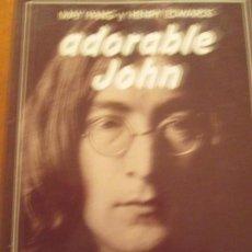 Libros de segunda mano: ADORABLE JOHN--MAY PANG--HENRY EDWARDS. Lote 157107490