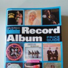 Libros de segunda mano: GOLDMINE RECORD ALBUM PRICE GUIDE GUIA DE PRECIOS 2007 688 PAGINAS EXCELENTE ESTADO. Lote 157303354