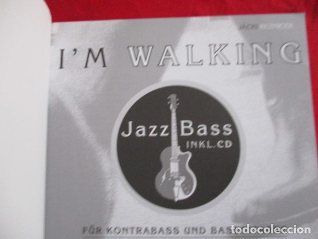 Libros de segunda mano: Im Walking - Jazz Bass. Mit CD: Für Kontrabass und Bassgitarre (COMO NUEVO) EN ALEMAN - Foto 6 - 157871862