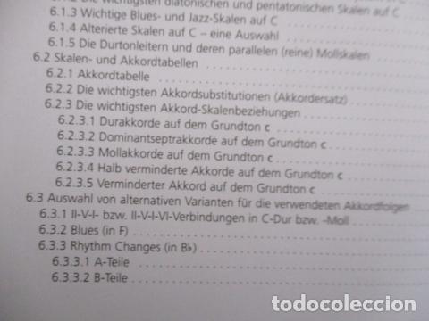 Libros de segunda mano: Im Walking - Jazz Bass. Mit CD: Für Kontrabass und Bassgitarre (COMO NUEVO) EN ALEMAN - Foto 15 - 157871862