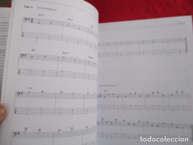 Libros de segunda mano: Im Walking - Jazz Bass. Mit CD: Für Kontrabass und Bassgitarre (COMO NUEVO) EN ALEMAN - Foto 16 - 157871862