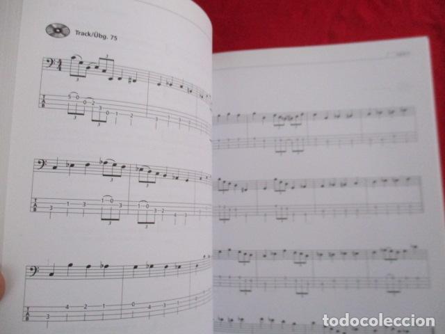 Libros de segunda mano: Im Walking - Jazz Bass. Mit CD: Für Kontrabass und Bassgitarre (COMO NUEVO) EN ALEMAN - Foto 17 - 157871862