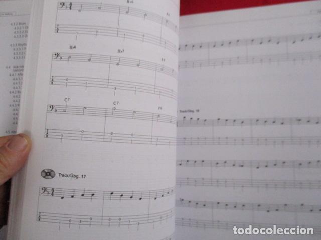 Libros de segunda mano: Im Walking - Jazz Bass. Mit CD: Für Kontrabass und Bassgitarre (COMO NUEVO) EN ALEMAN - Foto 19 - 157871862