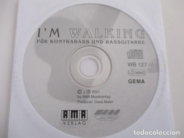 Libros de segunda mano: Im Walking - Jazz Bass. Mit CD: Für Kontrabass und Bassgitarre (COMO NUEVO) EN ALEMAN - Foto 20 - 157871862