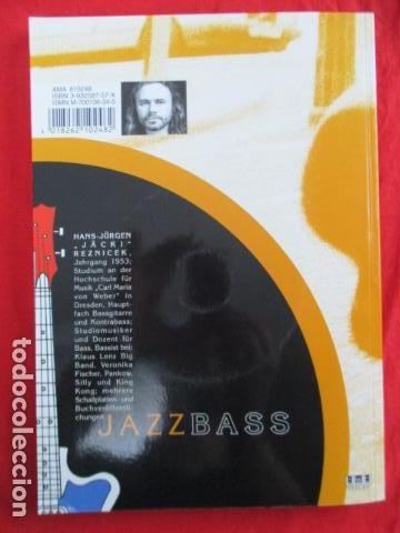Libros de segunda mano: Im Walking - Jazz Bass. Mit CD: Für Kontrabass und Bassgitarre (COMO NUEVO) EN ALEMAN - Foto 22 - 157871862