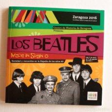 Libros de segunda mano: BEATLES - MADE IN SPAIN. Lote 158797050