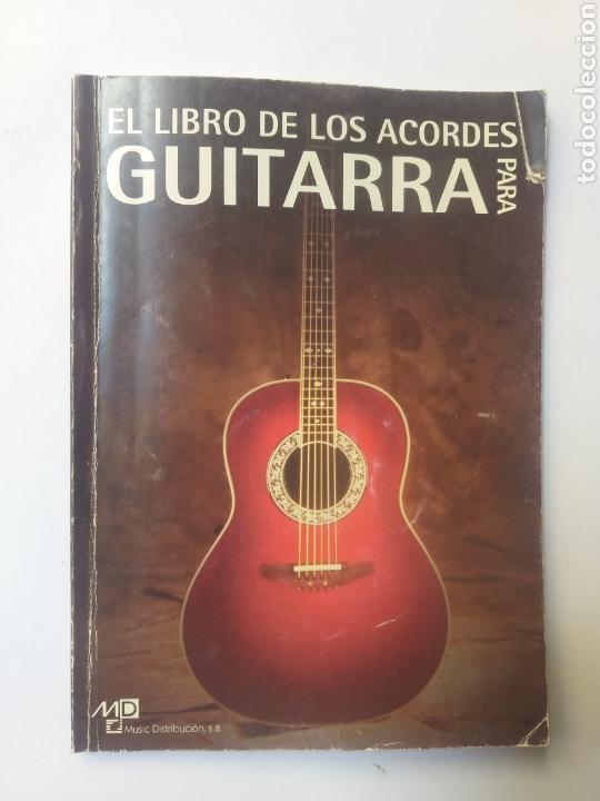 música . el libro de los acordes para guitarra - Comprar Libros de ...