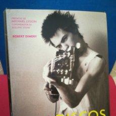 Libros de segunda mano: 1001 DISCOS QUE HAY QUE ESCUCHAR ANTES DE MORIR - ROBERT DIMERY - GRIJALBO, 2006. Lote 160086782