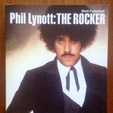 Libros de segunda mano - Phil Lynott: The Rocker - 160397830