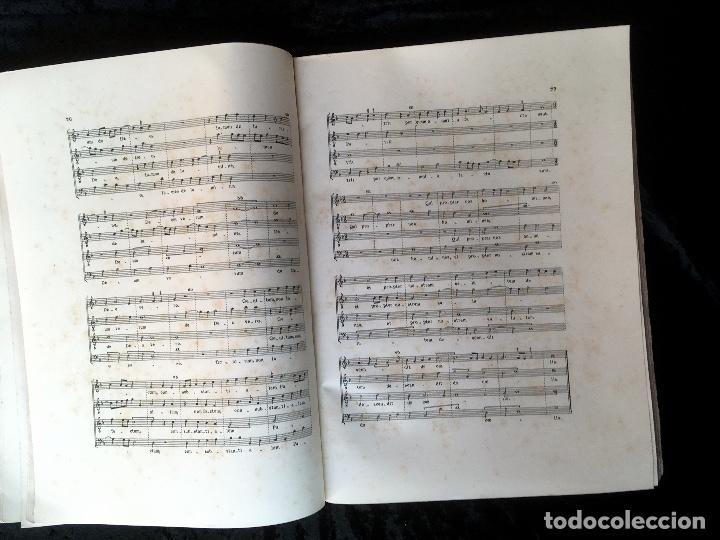 Libros de segunda mano: LA MUSICA EN LA CORTE DE LOS REYES CATÓLICOS - I.- POLIFONÍA RELIGIOSA - ANGLES - Foto 7 - 160678158