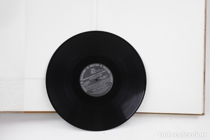Libros de segunda mano: El códice rico de las cantigas de Alfonso X el sabio, facsímil, 1979, Edilan, Madrid. 50x35cm - Foto 4 - 161756118