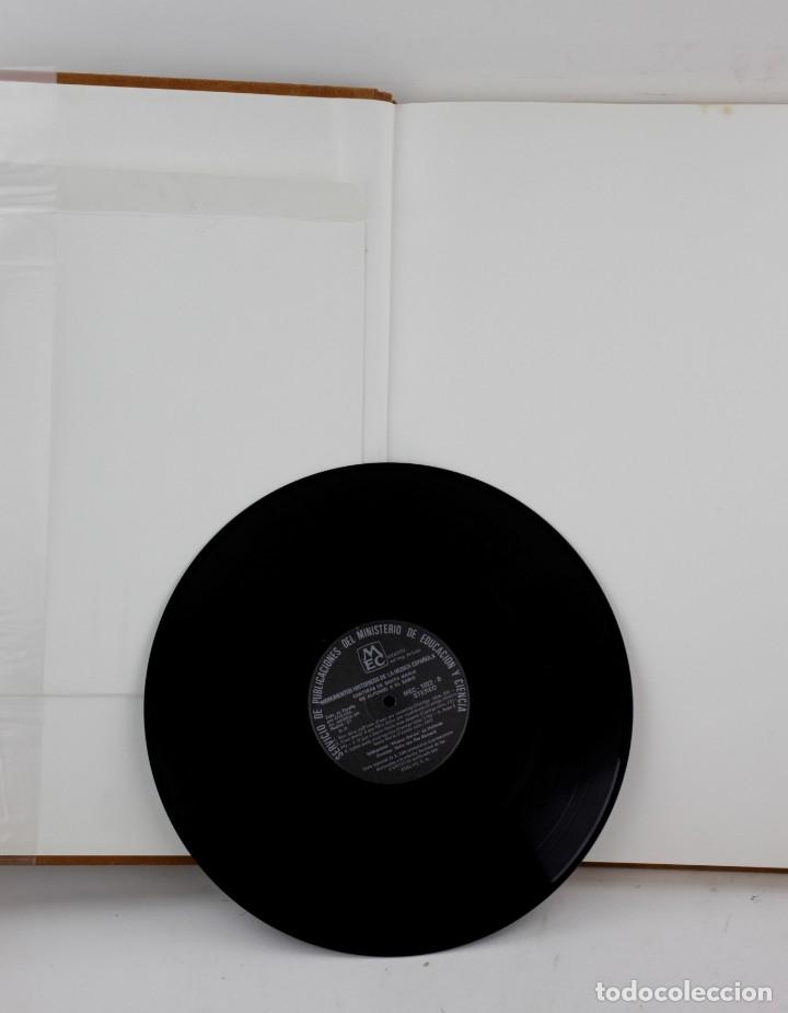 Libros de segunda mano: El códice rico de las cantigas de Alfonso X el sabio, facsímil, 1979, Edilan, Madrid. 50x35cm - Foto 5 - 161756118