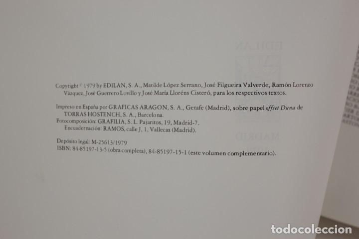 Libros de segunda mano: El códice rico de las cantigas de Alfonso X el sabio, facsímil, 1979, Edilan, Madrid. 50x35cm - Foto 7 - 161756118