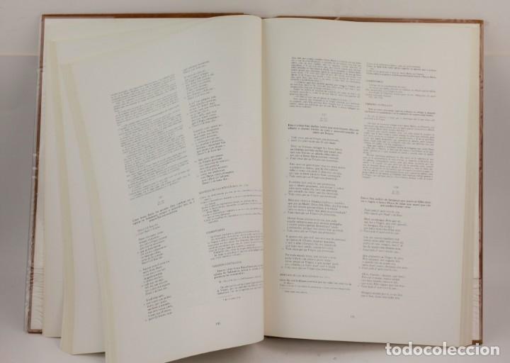 Libros de segunda mano: El códice rico de las cantigas de Alfonso X el sabio, facsímil, 1979, Edilan, Madrid. 50x35cm - Foto 9 - 161756118