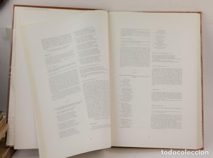 Libros de segunda mano: El códice rico de las cantigas de Alfonso X el sabio, facsímil, 1979, Edilan, Madrid. 50x35cm - Foto 8 - 161756118