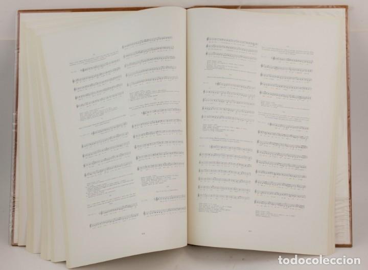 Libros de segunda mano: El códice rico de las cantigas de Alfonso X el sabio, facsímil, 1979, Edilan, Madrid. 50x35cm - Foto 10 - 161756118