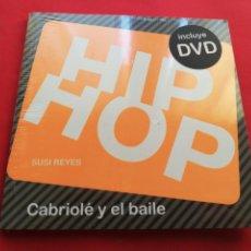 Libros de segunda mano: SUSI TEYES, CABRIOLE Y EL BAILE, INCLUYE DVD. Lote 161858794