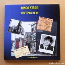 Libros de segunda mano: RINGO STARR - SUS AÑOS EN LIVERPOOL.. Lote 163060790