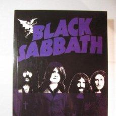 Libros de segunda mano: LIBRO BLACK SABBATH CUATRO DECADAS ENTRE EL CIELO Y EL INFIERNO MIGUEL ASTURIAS QUARENTENA EDICIONES. Lote 165138350