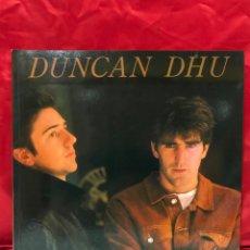 Libros de segunda mano: DUNCAN DHU (1990 EDICIONES CUBICAS) 60 PAGINAS FOTOS A TODO COLOR BUEN ESTADO . Lote 165976430
