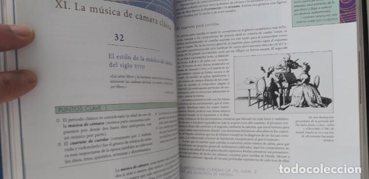 Libros de segunda mano: DISFRUTAR DE LA MUSICA (INCLUYE 2 CD) - KRISTINE FORNEY, JOSEPH MACHLIS - Foto 11 - 167941420
