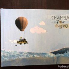 Libros de segunda mano: CHAMBAO EN EL FIN DEL MUNDO. SIN CDS. COMO NUEVO. Lote 167965106