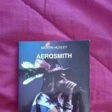 Libros de segunda mano: LIBRO AEROSMITH. Lote 167977716
