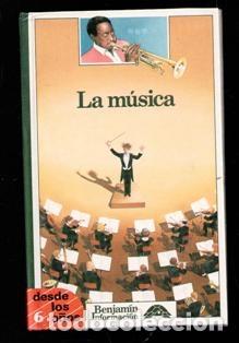 LA MÚSICA, BENJAMÍN INFORMACIÓN (Libros de Segunda Mano - Bellas artes, ocio y coleccionismo - Música)