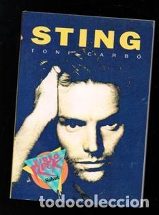 STING, TONI GARBÓ (Libros de Segunda Mano - Bellas artes, ocio y coleccionismo - Música)
