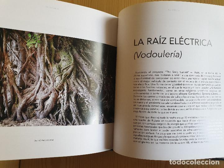 Libros de segunda mano: RAÚL RODRÍGUEZ: LA RAÍZ ELÉCTRICA (LIBRO + CD) - LIBRODISCO - ANTROPOMÚSICA CREATIVA - Foto 5 - 168965352