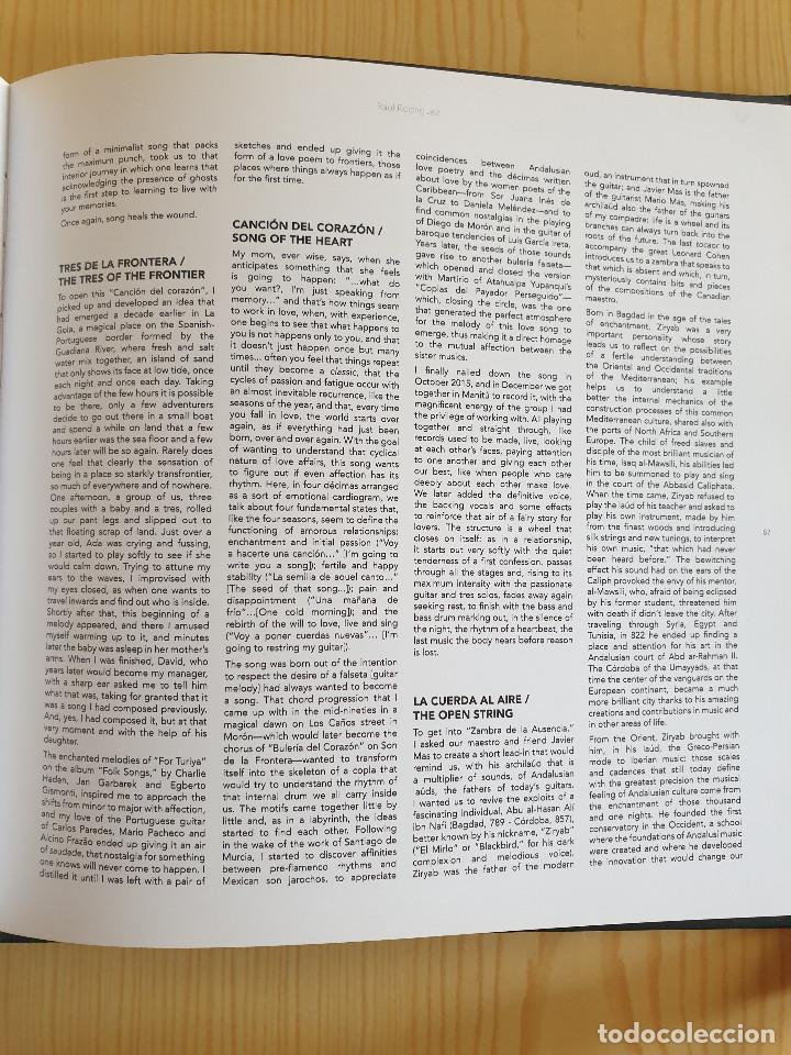 Libros de segunda mano: RAÚL RODRÍGUEZ: LA RAÍZ ELÉCTRICA (LIBRO + CD) - LIBRODISCO - ANTROPOMÚSICA CREATIVA - Foto 7 - 168965352