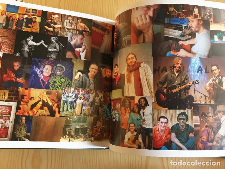 Libros de segunda mano: RAÚL RODRÍGUEZ: LA RAÍZ ELÉCTRICA (LIBRO + CD) - LIBRODISCO - ANTROPOMÚSICA CREATIVA - Foto 8 - 168965352