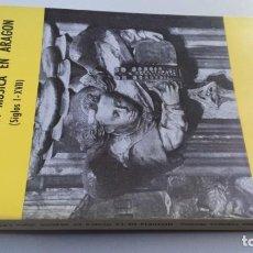 Libros de segunda mano: HISTORIA DE LA MUSICA EN ARAGON/ PEDRO CALAHORRA MARTINEZ/ SIGLOS I - XVII/ / G304. Lote 169830200