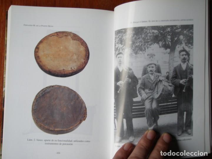 Libros de segunda mano: LIBRO EL BAILE D`ARRIBA EL SON DE LA MONTAÑA OCCIDENTAL ASTUR LEONESA - Foto 4 - 170099704