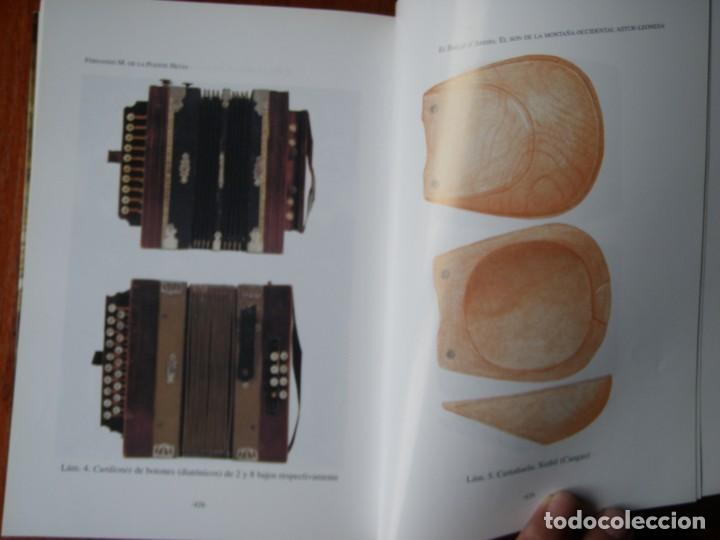 Libros de segunda mano: LIBRO EL BAILE D`ARRIBA EL SON DE LA MONTAÑA OCCIDENTAL ASTUR LEONESA - Foto 7 - 170099704