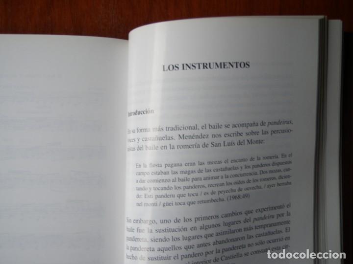 Libros de segunda mano: LIBRO EL BAILE D`ARRIBA EL SON DE LA MONTAÑA OCCIDENTAL ASTUR LEONESA - Foto 8 - 170099704