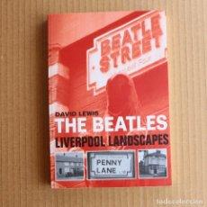 Libros de segunda mano: BEATLES - LIVERPOOL LANSCAPES. Lote 170415076
