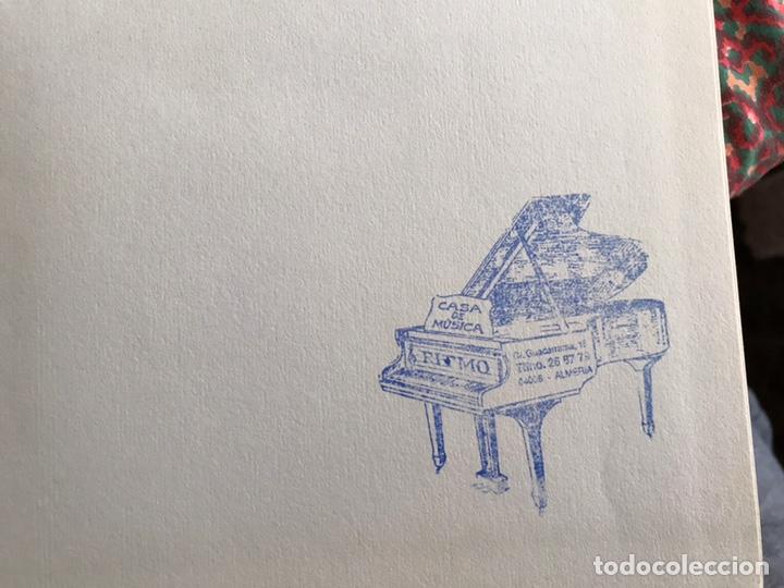 Libros de segunda mano: Músicos que fueron nuestros amigos. Antonio Fernández Cid - Foto 7 - 171968910