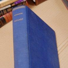 Libros de segunda mano: MOZART // B. PAUMGARTNER – ED. VERGARA, 1957. Lote 173030569