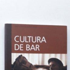 Libros de segunda mano: CULTURA DE BAR: CONVERSACIONES CON FITO CABRALES - DARIO VICO. Lote 173673549