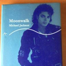 Libros de segunda mano: MICHAEL JACKSON MOONWALK. Lote 175327493