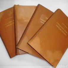 Libros de segunda mano: FELIPE PEDRELL CANCIONERO MUSICAL POPULAR ESPAÑOL Y95867. Lote 175668147
