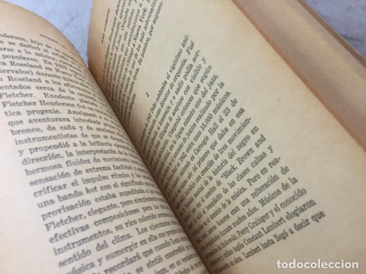 Libros de segunda mano: Libro De Música Hombres Del Jazz, David Ewen 1944 editorial Lautaro Buenos Aires - Foto 5 - 176758488